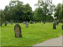 SK5640 : Nottingham General Cemetery by Alan Murray-Rust