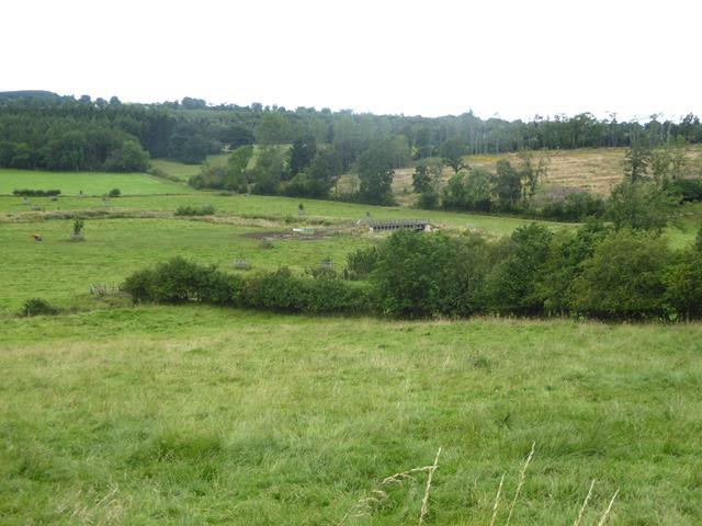 Farm bridge over the River Lyvennet