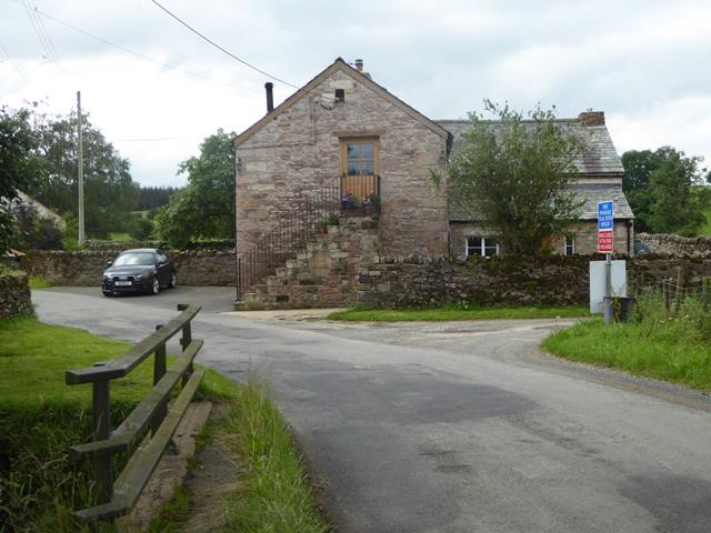 Barn conversion at Littlebeck