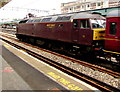 ST3088 : West Coast Railways diesel locomotive passing through Newport station by Jaggery