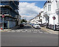 SX4753 : No Entry to Northumberland Terrace, Plymouth by Jaggery