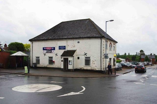 Fakenham Conservative Club, 14 Whitehorse Street, Fakenham, Norfolk