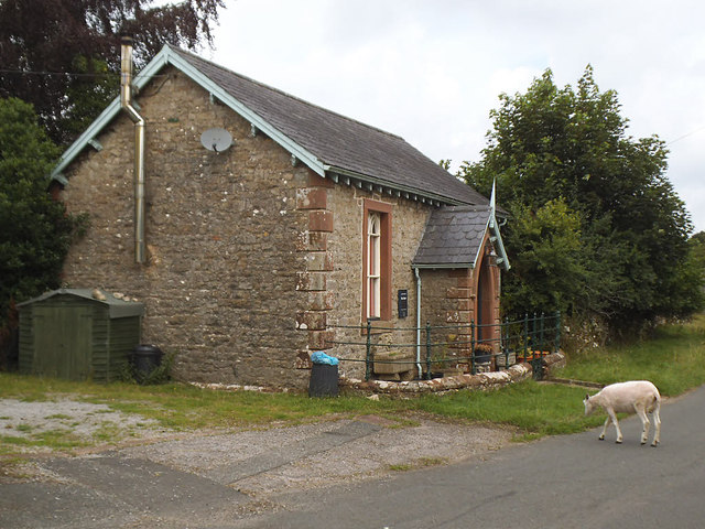 Maulds Meaburn: former Methodist chapel