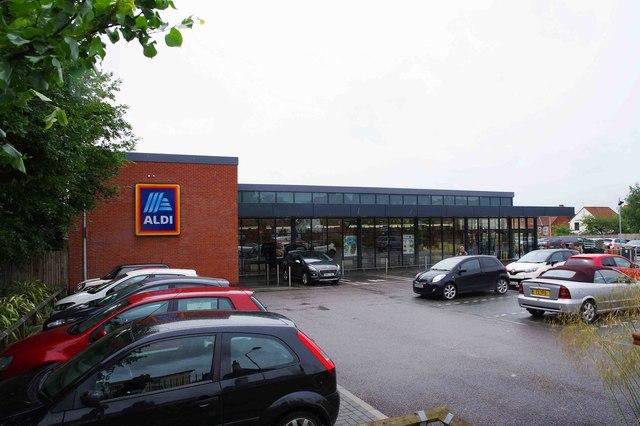 Aldi (2), Norwich Road, Fakenham, Norfolk