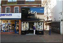SZ6299 : High Street, Gosport (18) by Barry Shimmon