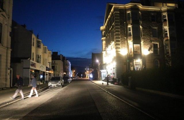 Belle Vue Street, Filey