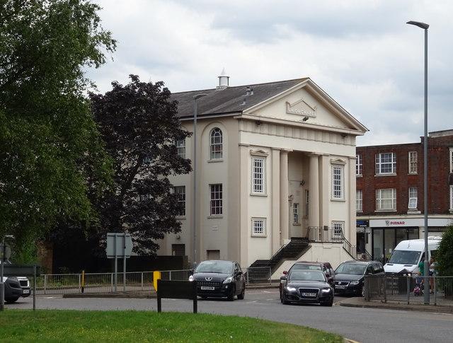 Union Chapel. Luton