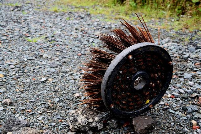 Brush head, Carrickaness