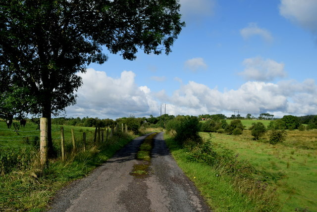 Crockavarred Road, Mullaghbane