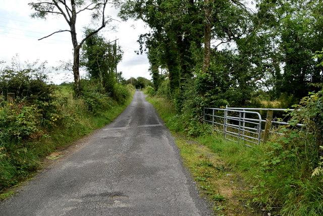Tattysallagh Road, Cornavarrow