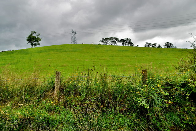 A green hill, Cornavarrow