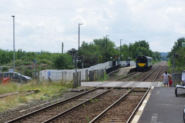 Stewartby Station