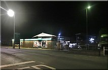 TF0746 : Longwater Construction on East Gate, Sleaford by David Howard