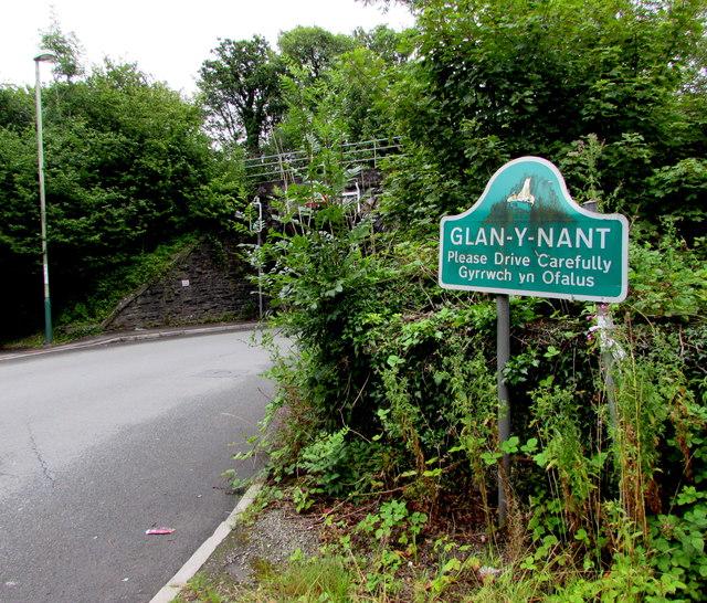 Glan-y-nant - Please Drive Carefully