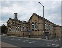 SE1437 : Wycliffe CE Primary School, Shipley by habiloid