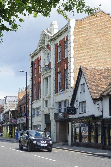 St Peter's Street, Bedford