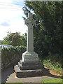 ST6990 : Cromhall war memorial by Neil Owen