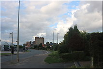 SK9034 : Harlaxton Road, Grantham by David Howard