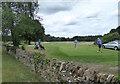 SU4498 : Frilford Heath Golf Club northern course near the car park by Vieve Forward