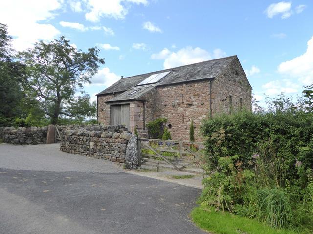 Barn conversion near Wormpotts Farm