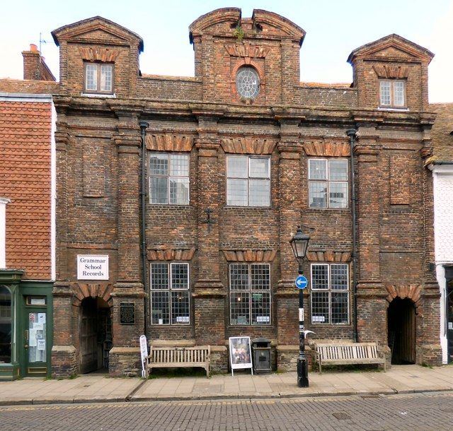 The Old Grammar School, High Street, Rye