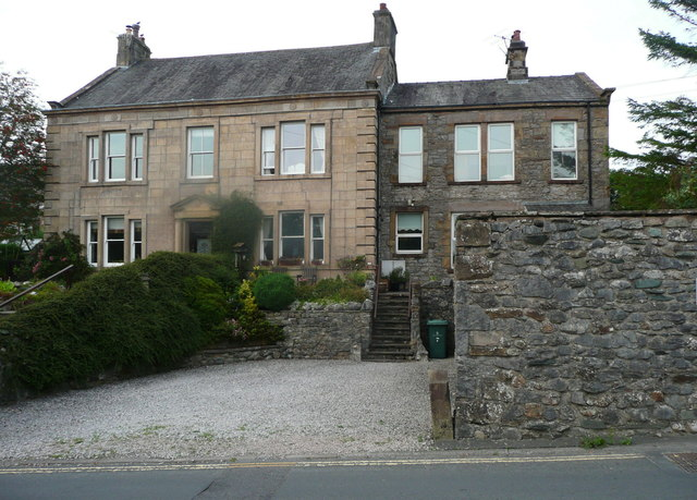 Yanham's House, High Street, Ingleton