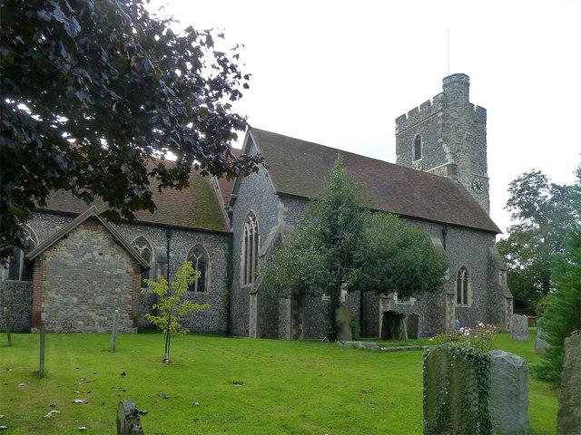 Southfleet church
