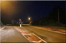 TA1177 : Moor Road, Hunmanby by David Howard