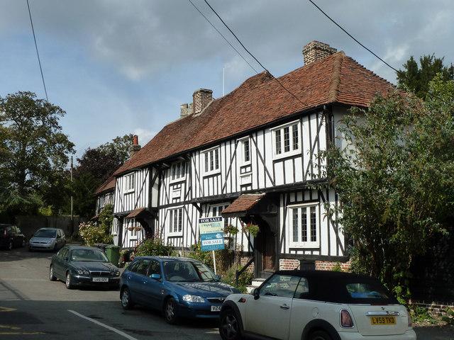 Church Cottages, Southfleet