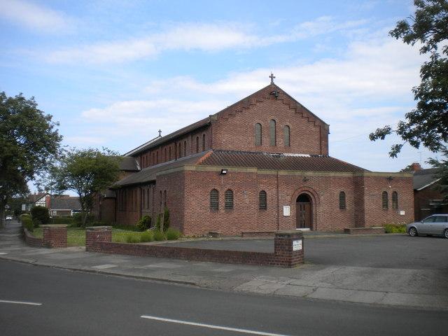 Church of St Mary the Virgin, Monkseaton