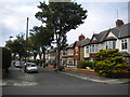 NZ3472 : Evesham Avenue, Whitley Bay by Richard Vince