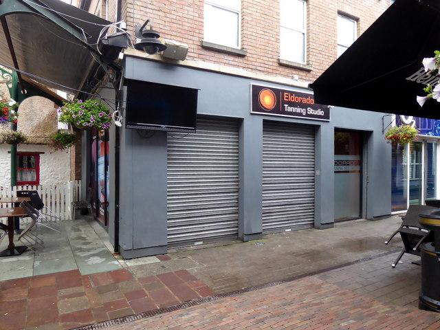 Eldorado Tanning Studio, Main Street, Omagh