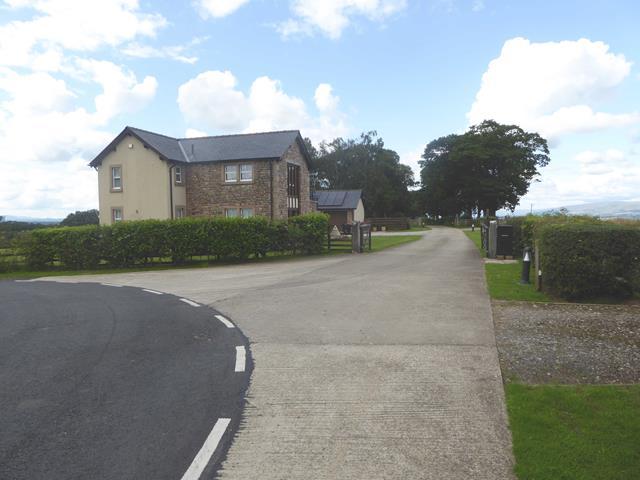 Burwain Lodge