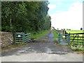 NY6614 : High Plains Farm by Oliver Dixon