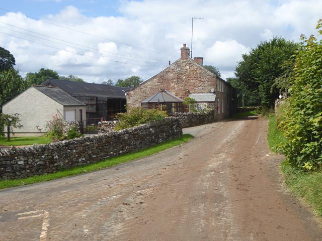 Bridge End Farm, Drybeck