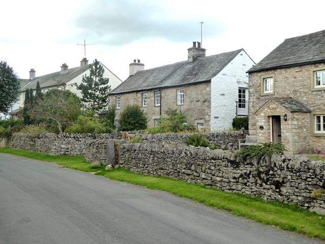 Houses at Great Asby