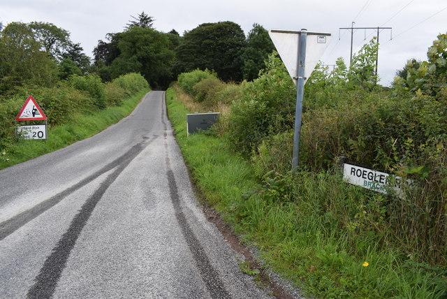 Roeglen Road, Bracky