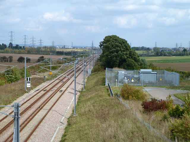 Connecting line from CTRL to National Rail