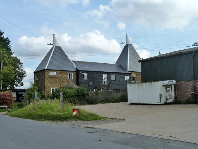 Lower Oast, Northend Farm