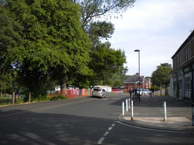 South east end of Marmion Terrace, Monkseaton