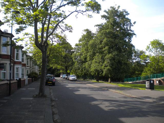 Marmion Terrace, Monkseaton