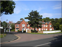 NZ3472 : South end of Village Court, Monkseaton by Richard Vince