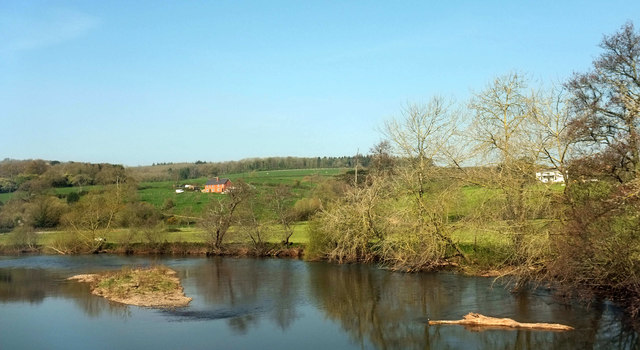 River Exe, Stafford Bridge