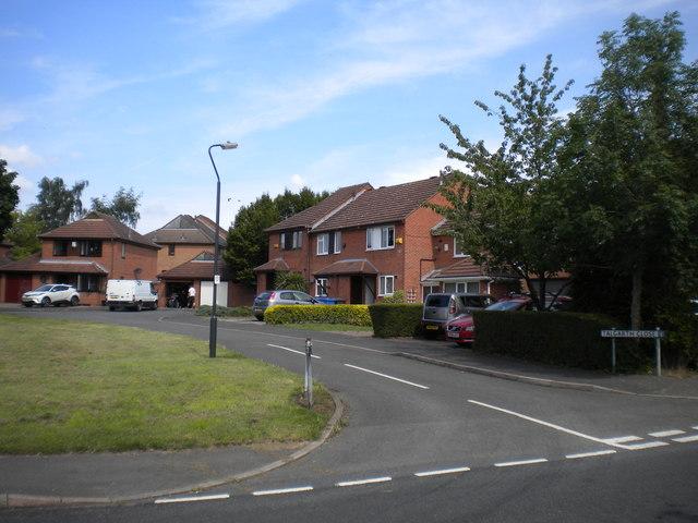 Talgarth Close, Oakwood