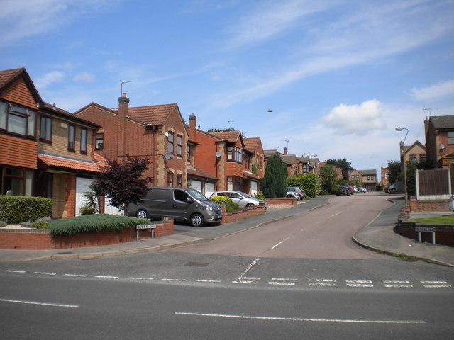 Holyhead Drive, Oakwood