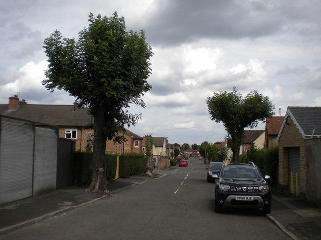 Amber Street, Osmaston