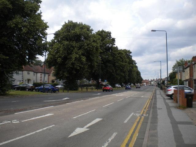 Osmaston Park Road, Osmaston