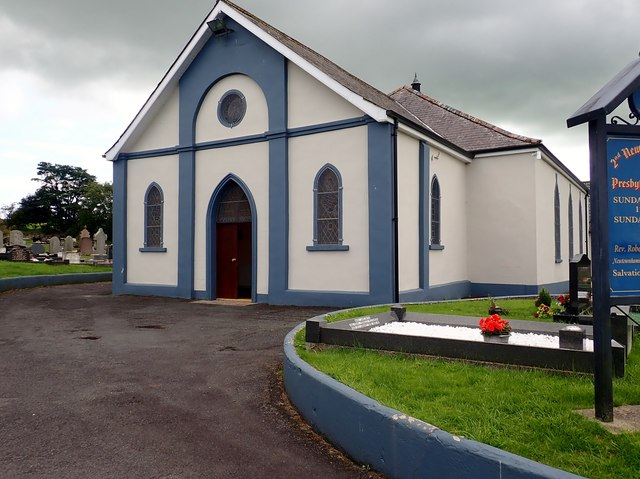 The Second Newtownhamilton Presbyterian Church
