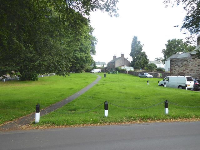 Scattergate Green
