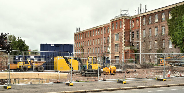 New social housing, Beersbridge Road, Belfast (August 2019)